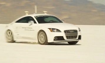 Nevada Is the First State to Pass Driverless Car Legislation, Paving the Way for Autonomous Autos
