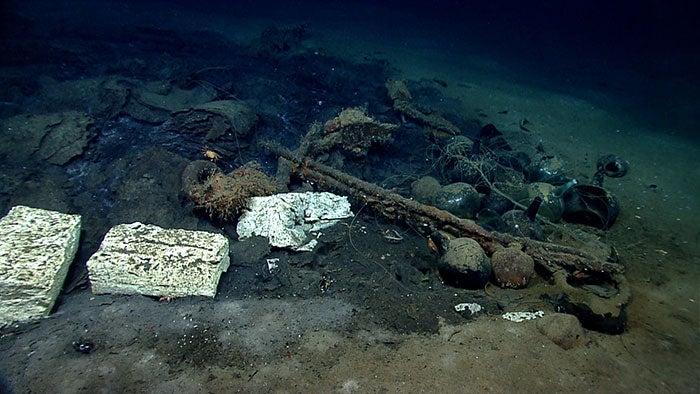 """""""Shipwreck"""