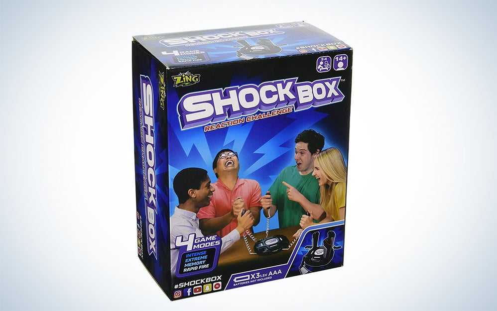 Zing Shock Box
