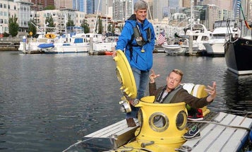 Deep sea tourism could become a thing soon