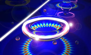 """""""Whispering Gallery"""" Microresonator Can Measure Individual Nanoparticles"""
