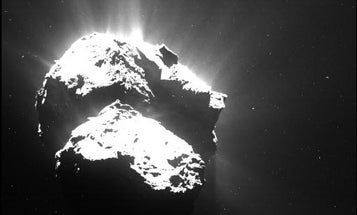 Here are Some of the Best Images of Rosetta's Dance Around a Comet