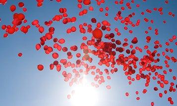 DARPA Celebrates Internet Anniversary with Bizarre Balloon Challenge