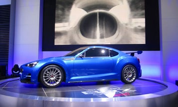 The Most Exciting Things We Saw at the 2011 LA Auto Show
