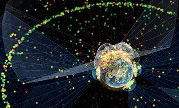 The Air Force's Space Fence System Monitors Orbital Debris To Prevent High-Speed Collisions