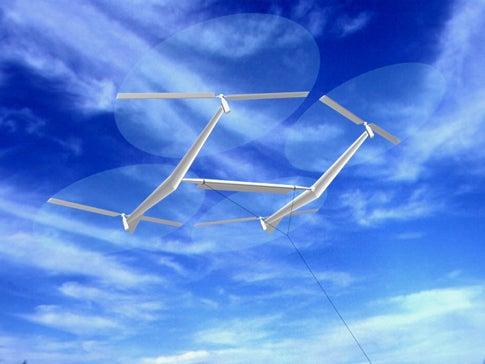 New Study Identifies High Altitude Wind Power Hot Spots