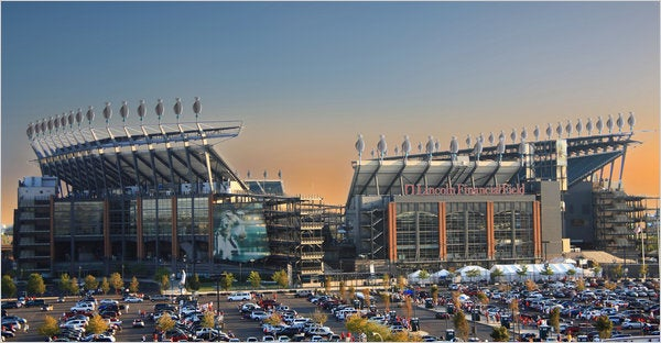 Philadelphia Eagles to Be Powered by On-Site Renewable Energy in 10 Months