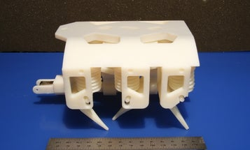 MIT Engineers Have 3D-Printed A Walking Robot With A Liquid Center