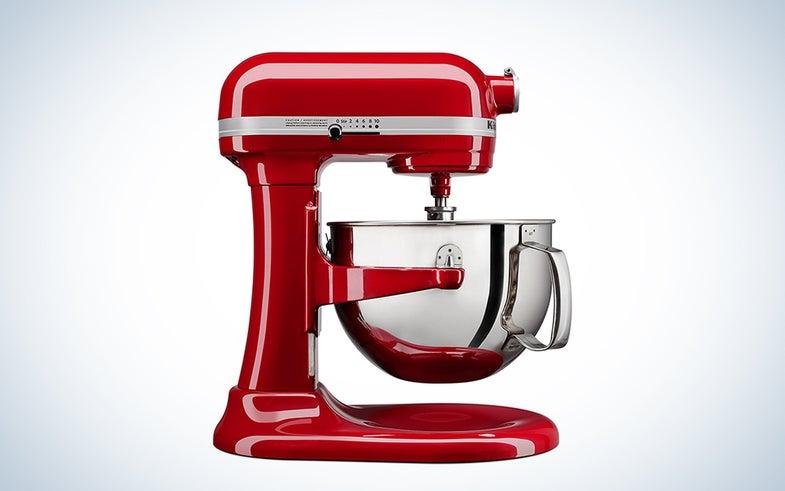 KitchenAid professional mixer