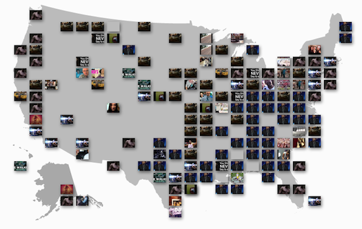 What Middle-Aged Men Are Watching On YouTube In Your City [Infographic]