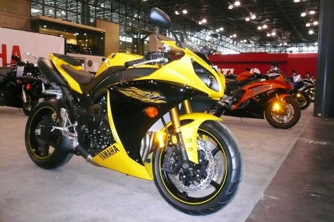 The 2009 International Motorcycle Show