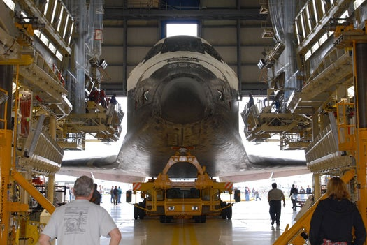 NASA Identifies Source of Shuttle Discovery's Crack Problem