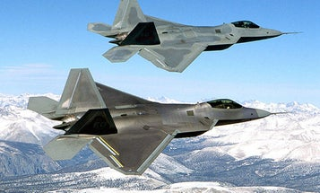 Japan Announces Plans to Fly Its Own Domestically Developed Stealth Fighter in 2014