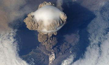 Humans flourished through a supervolcano eruption 74,000 years ago (so you can make it through Tuesday)