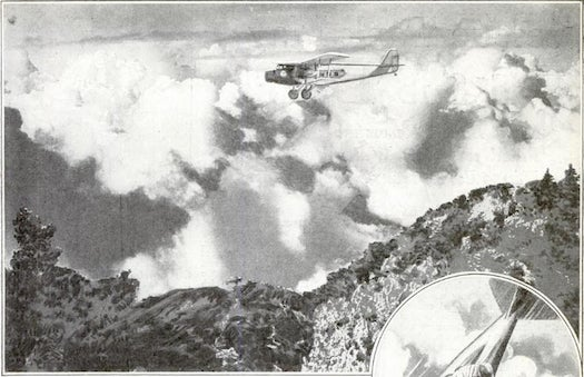 Happy Birthday, Blind Flight! [Vintage PopSci]