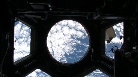"See What Yuri Saw in ""First Orbit,"" a Minute-by-Minute Recreation of His Historic Mission Shot From the ISS Window"