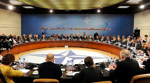 Red Team Go! It's NATO's Turn to Build a Cyber Defense Force
