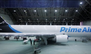Amazon Is Getting Into Airplanes Before Drones