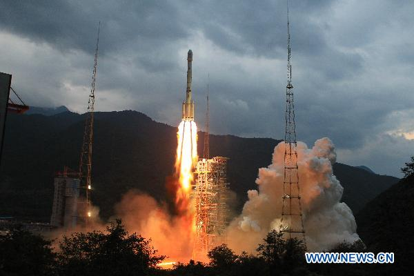 China Launches Rocket to the Moon, Its Second Ever
