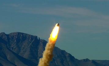 Video: Blue Origin Tests Its Rocket Crew Launchpad Escape System