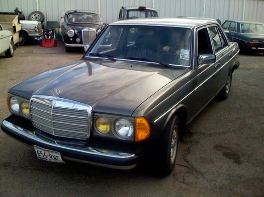 How I Converted My Mercedes-Benz To Run On Veggie Oil