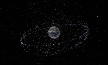 The White House is calling for Space Traffic Control