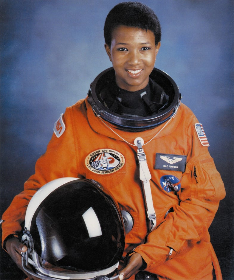 Mae Jemison, Who Was the First Black Woman in Space, Will Now Lead 100-Year Starship Project