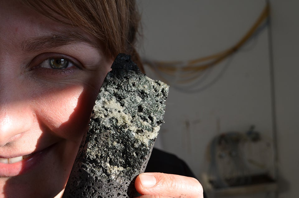 Carbonate Deposits