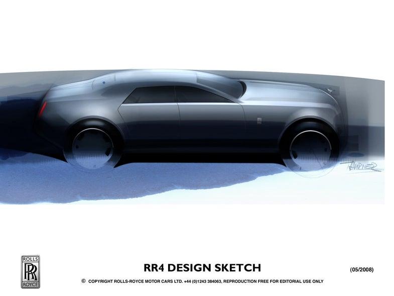 Rolls-Royce RR4: The New Billionaire Whip
