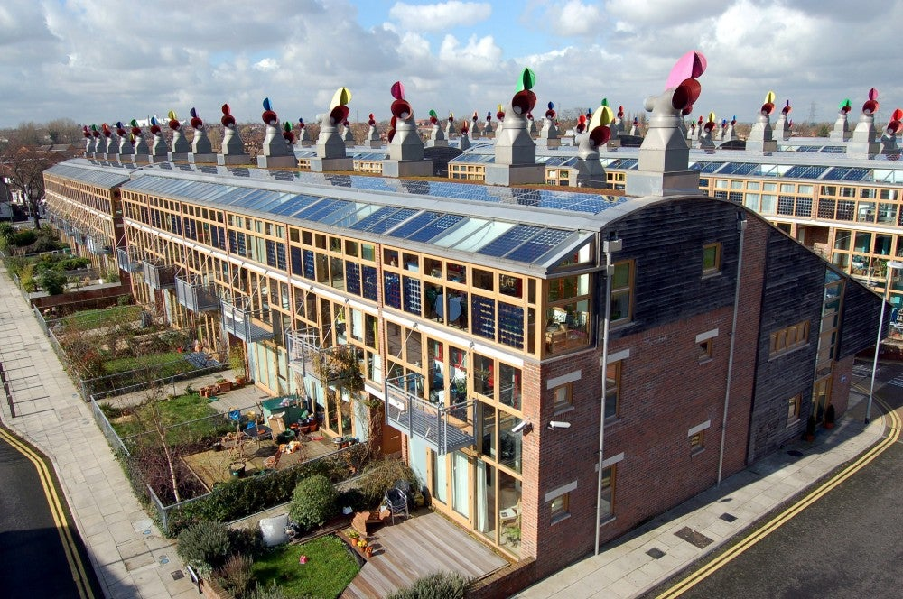 BedZED eco-village