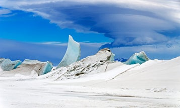A Giant Chasm May Rest Underneath Antarctica's Ice Sheet