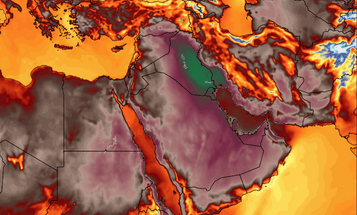The Middle East Is In The Middle Of A Horrific Heat Wave