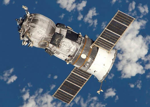 Russian Progress Cargo Spacecraft Crashes in Eastern Russia After Failing to Find Orbit