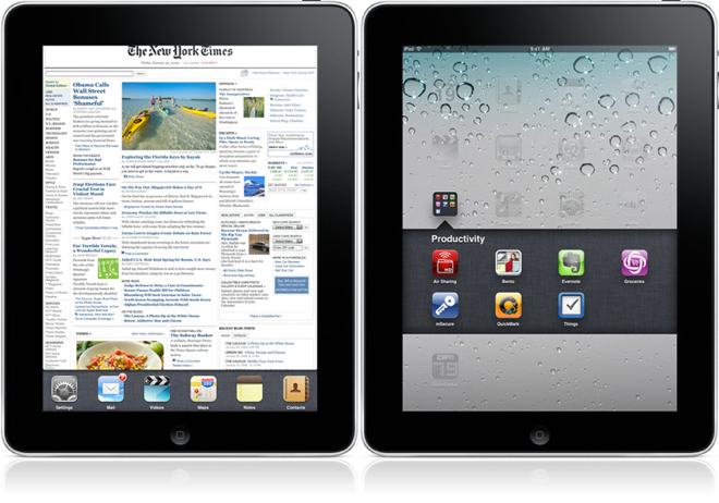 Multitasking Finally Comes to iPad With Release of iOS 4.2