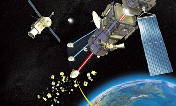 Five Ideas To Fight Space Junk