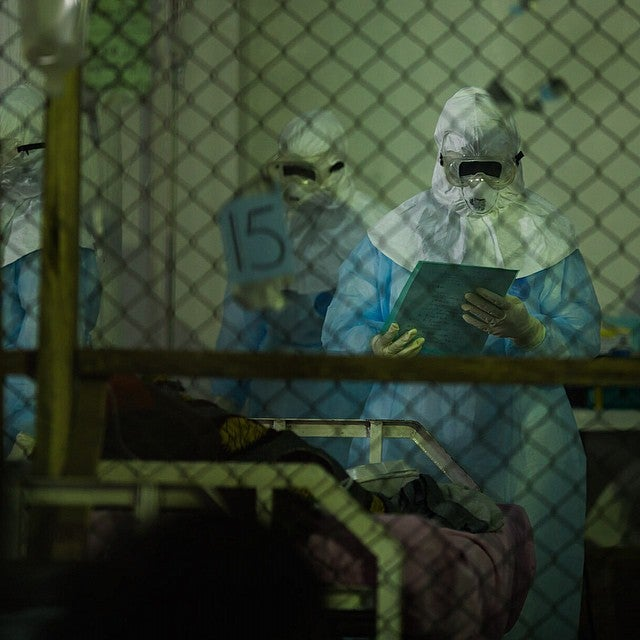 In Africa, Ebola Patients Need More Than Medicine