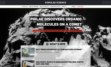 Welcome To The New Popular Science