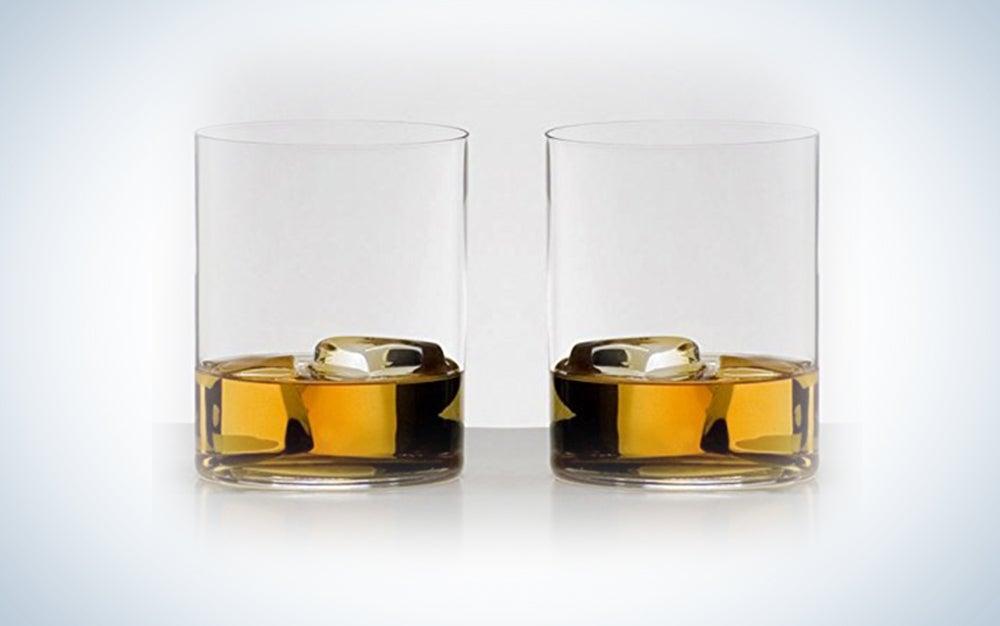 Riedel O Whisky Glasses