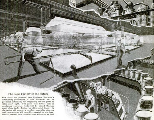 Archive Gallery: The Future of Food