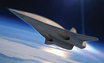 American and Chinese aircraft could be flying 4,000 miles per hour by 2030