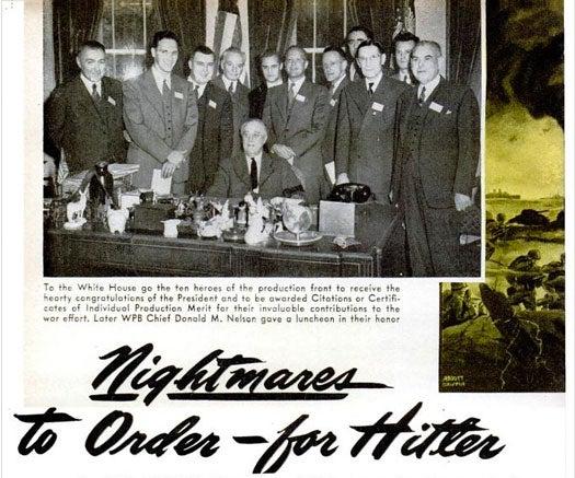 Archive Gallery: PopSci's Most Sensational World War II Headlines