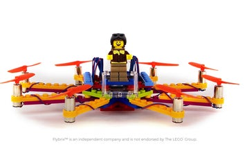 New Drone Kit Turns LEGOs Into Flying Machines