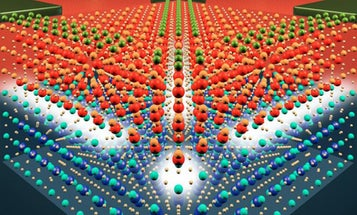 Researchers Build a Transistor Out Of a Single Electron