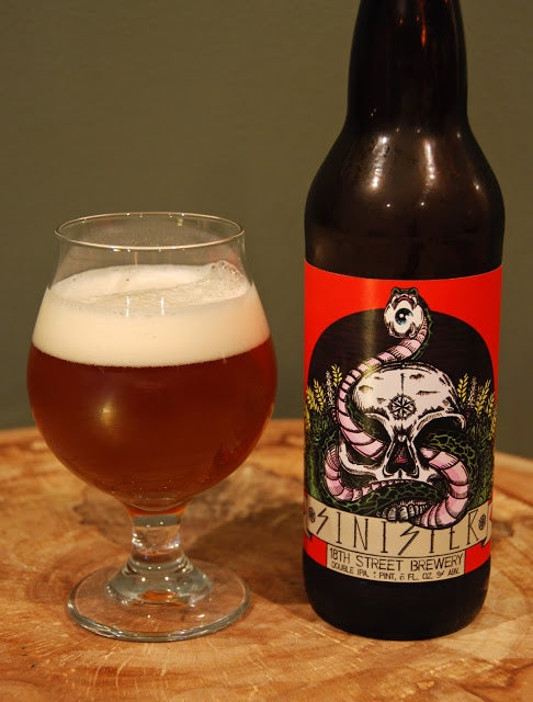 bitter beer
