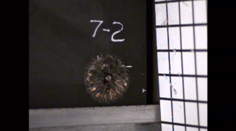Millimeters-Thick Metal Foam Armor Obliterates Incoming Bullets