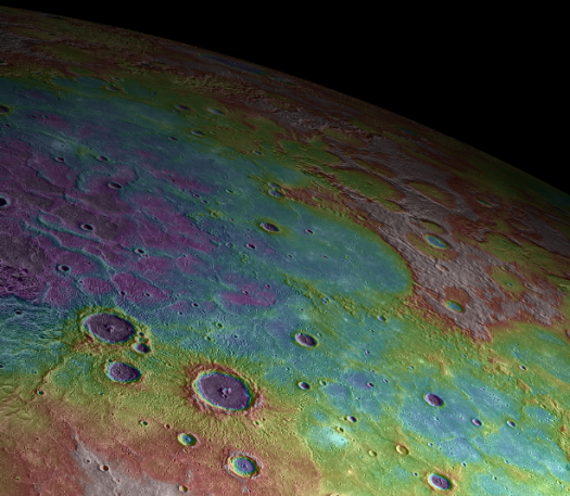 Mercury Has a Liquid Core, and Other New Surprises From the Innermost Planet