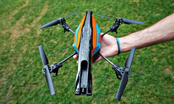 Parrot AR.Drone 2.0 Review: Fly Higher, Farther, and More Intuitively