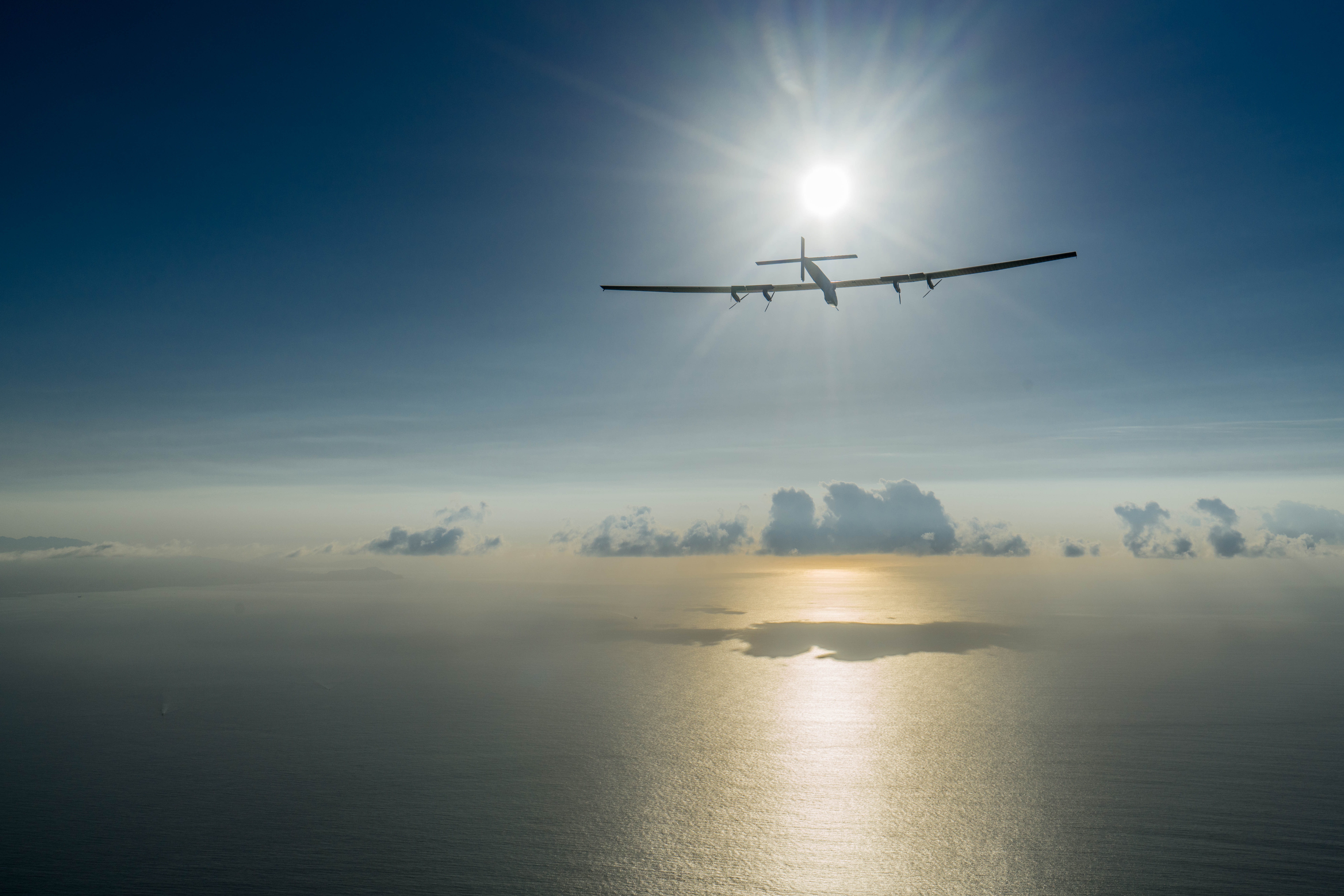 Sun-Powered Plane Will Resume Its Round-The-World Flight In April
