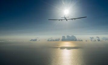 Solar Plane Resumes Round-The-World Flight On Thursday