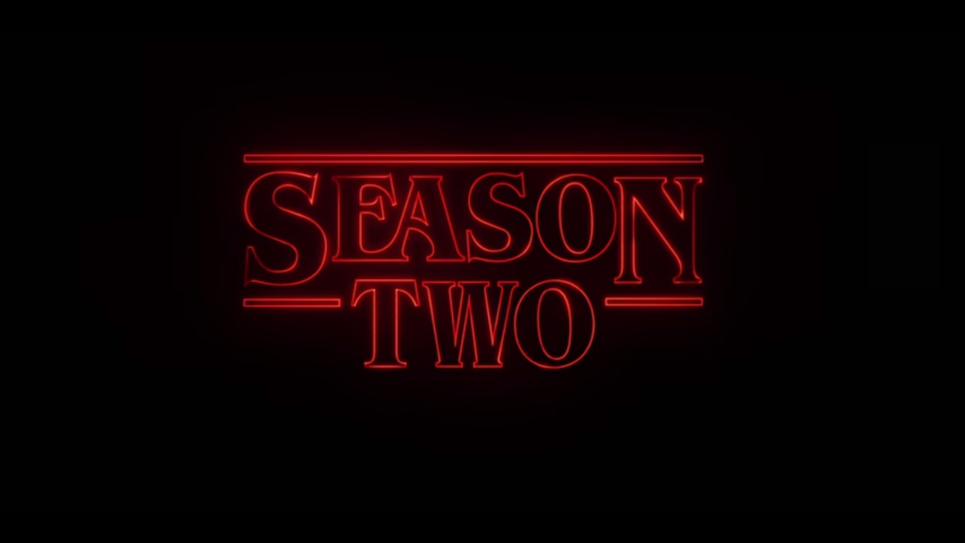 Netflix Confirms Season Two For 'Stranger Things'